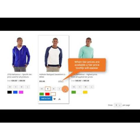 Configurable Products use Simple Details for Magento 2